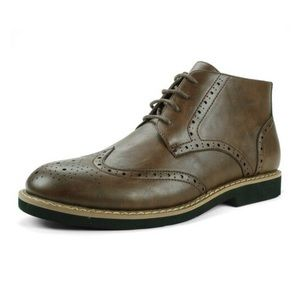 💛 NWOT Alpine Swiss Chukka Boots